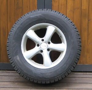 Winter Tires 235/70R/16
