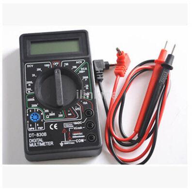 Digital Multimeter Ohm Voltmeter Ammeter Avo Meter Lcd Private Educational Ca