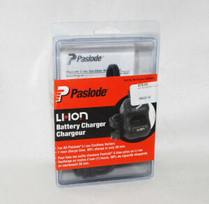 Paslode 902667 Lithium Ion Battery Charger by Paslode