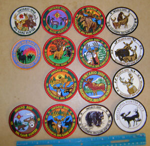 WANTED TO TRADE,BUY,SELL deer,bear,moose, hunting patches,lures Peterborough Peterborough Area image 6