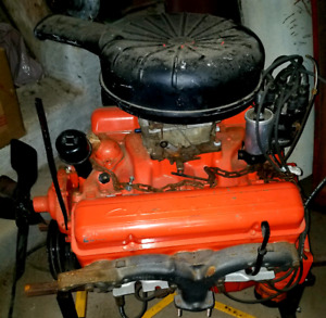Rebuild 1957 chev 283 engine and transmission number matching