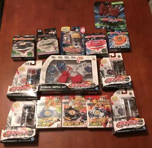 Hasbro nib Beyblade collection to trade for Nintendo stuff
