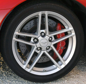WANTED- LOOKING FOR C6 CORVETTE RIMS