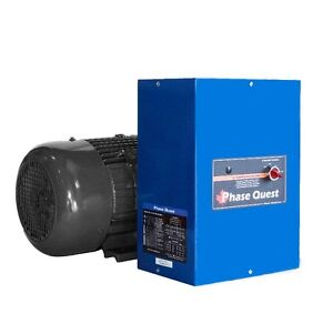 ♛ Phase Quest Rotary Converter Systems & Transformers ♛