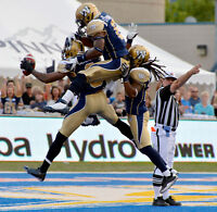 Winnipeg Blue Bombers vs. BC Lions Thu, Jul 30 2015