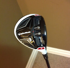 Taylormade M1 3wood 15 degrees RH mens