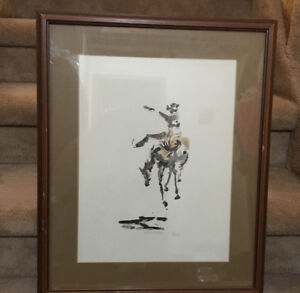 WATERCOLOUR LIMITED EDITION BY CANTRELL 112/250