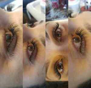 Fall Special Full Set Of Synthetic Eyelashes $60 Kitchener / Waterloo Kitchener Area image 4