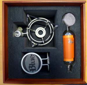 Blue Spark Microphone (2 available)