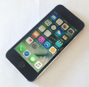 Apple iPhone 5S 16GB Gray on Telus/Koodo/Pubic in New Condition