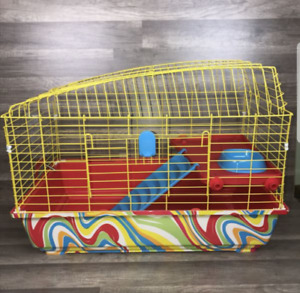New! Small animal cage