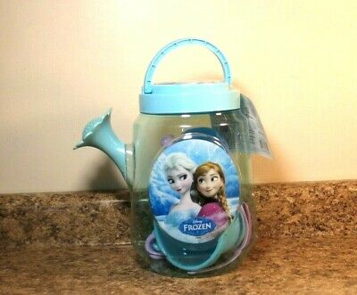 Disney Frozen Watering Can Set with Sandbox Toys NEW