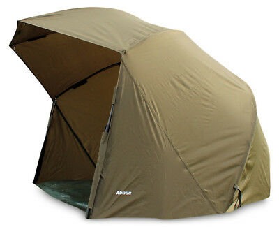 """ABODE® Night & Day™ 60"""" Oval Umbrella Carp Fishing Session Brolly"""