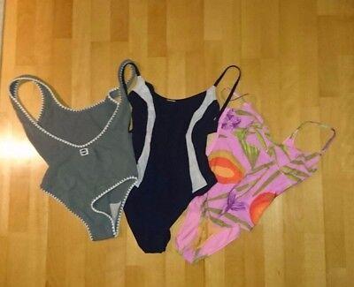 3 Badeanzüge für Frauen Größe S  - Swimmsuit -  Joop Rosa Ferrer Tcn -Badeanzug-