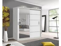 Stylish Sliding Door Wardrobes on Mega Offer !!!! Same Day / Next Day Delivery available