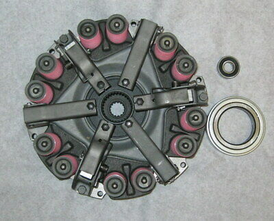 New Ford Tractor Double Clutch Kit 600 700 800 900 2000 4000 Dexta Two Stage 9