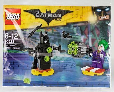 The LEGO Batman Movie 30523 - Joker Battle Training - Polybag NEW Sealed