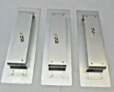 Aluminum Bracket Lot Of 3 11 34 X 3 34 X 1 34