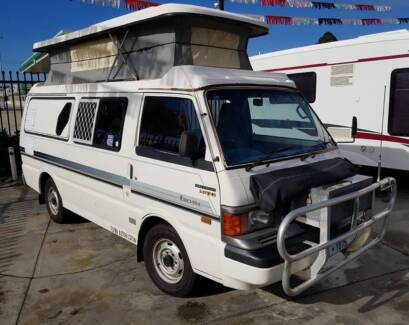 1993 Ford Econovan Maxi POP TOP Cannington Canning Area Preview