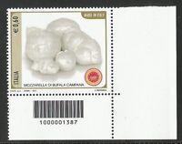 Repubblica Italiana - 2011 Mozzarella Bufala Codice A Barre 1387 Basso Dx (1) -  - ebay.it