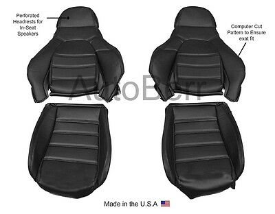 Mazda Miata 1990-1996 Premium Replacement Leatherette Seat Covers Upholstery
