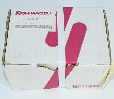 Shimadzu 228-39425-92 Sil-10ad 6pv With Pully Complete Assy - Lp Valve - New