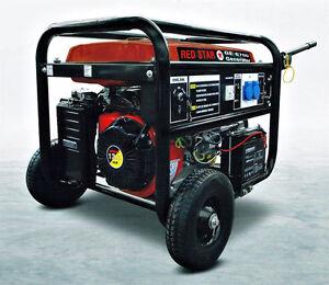 Gruppo elettrogeno generatore di corrente mosa mod ge 6700 for Generatore di corrente bricoman