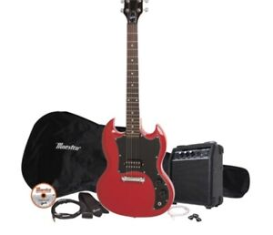 MAESTRO DC ELECTRIC PACK WINE RED
