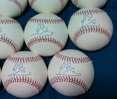 Yusniel Diaz Dodgers autographed signed ROMLB BASEBALL sweetspot prospect PICK 1