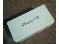 I phone 4s box