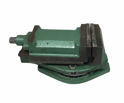 Bridgeport Milling Vise Milling Machine With Swivel Base 10500