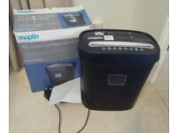Maplin 15L CROSS CUT PAPER and CD Shredder