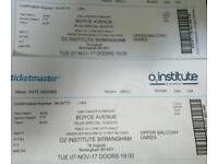 Boyce Avenue tickets.