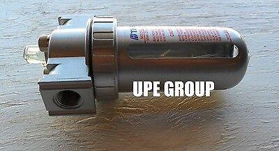 14 Mid Flow Lubricator Air In Line Oiler Compressed Air Compressor Air Tools