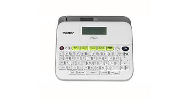 Brother P-touch Pt-400 Versatile Compact Label Maker Printer