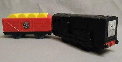 Thomas & Friends TALKINGDIESEL Trackmaster Motorized Train 2010 MATTEL