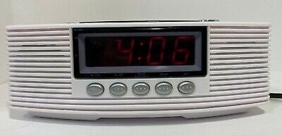 MindScapes Sound Therapy Radio Alarm Clock Model-645143, ten soothing sounds