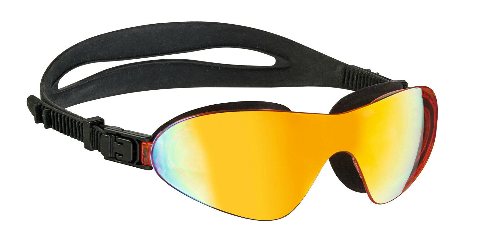 BECO Schwimmbrille Wassersportbrille Fiji verspiegelt  NEU/OVP Taucherbrille