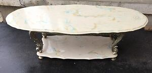 Marble Coffee Table Heavy Solid