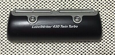 Dymo Label Writer 450 Twin Turbo Front Cover - Great Condition