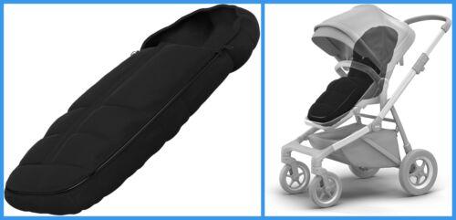 THULE premium stroller footmuff - midnight black *NEW & UNUSED*