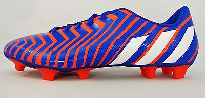 Adidas Predito Instinct FG Men's Adult Soccer Cleats Shoes, B35492  (Adult Soccer Cleats)