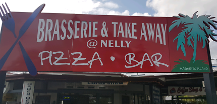 Brasserie, Coffee Shop, Take Away, Pizza on Magnetic Island QLD