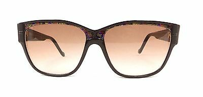 Vintage Revillon Paris Raft Women's Modified Square Gradient Sunglasses (Rafting Sunglasses)