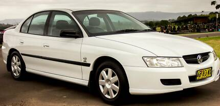 2004 VZ Holden Commodore Sedan AUTO