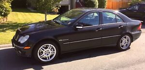 C32 AMG - Beautiful condition sport sedan