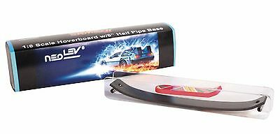 "Back To Future Hoverboard (Back to the Future 1:8 Scale Hoverboard with 8"" Half Pipe)"