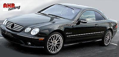 Tuning München Mercedes CL 500 C215 306/460 auf 328 PS/495 Nm a.W. vor Ort