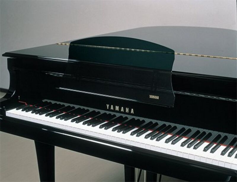 YAMAHA Music Rests for Grand Piano PGF2 Japan import With Tracking Fast Shipping