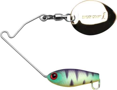 Lucky Craft Areas 3//16 fishing lures original range of colors